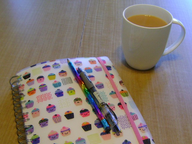 Notepad&Tea