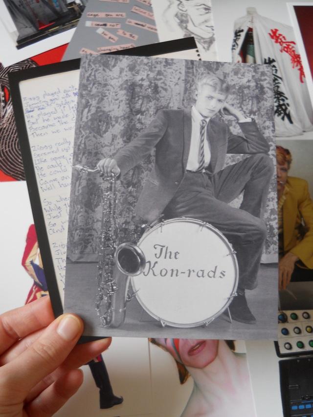 Bowie Postcards