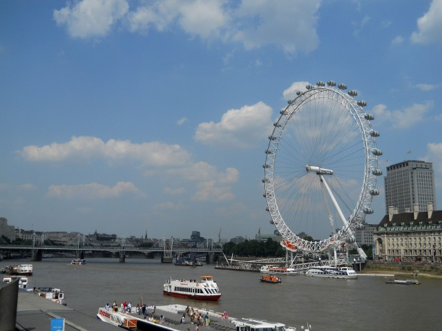 london wheel