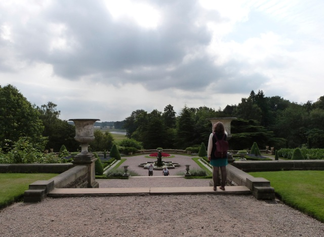 tatton garden