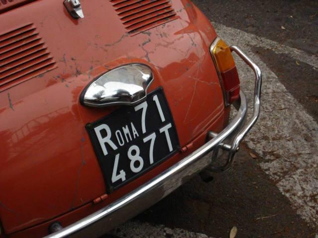 Rome Fiat