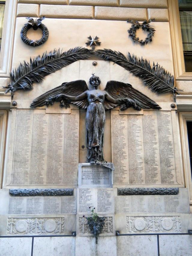 war memorial rome