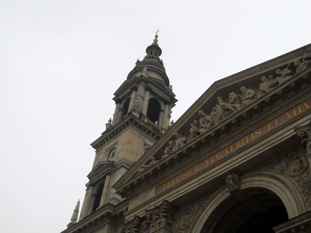 Basilica St Stephen