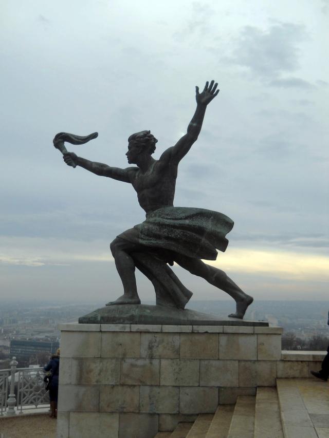 Gellert Statue