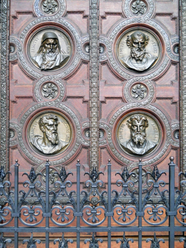 St Stephen Wooden Doors