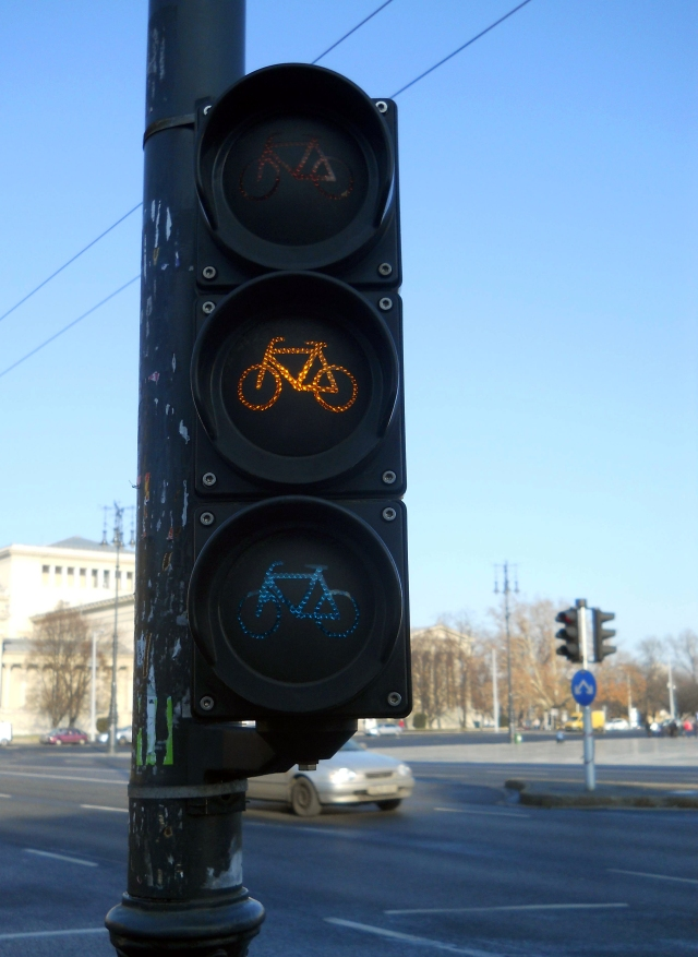 Traffic Bike Lights