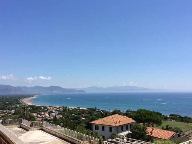 San Felice Circeo Old Town