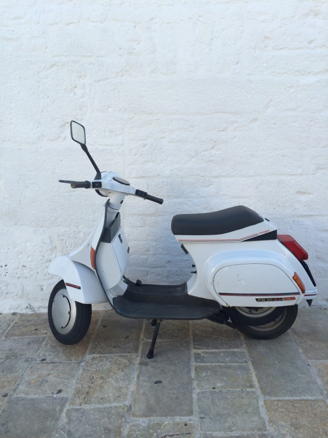 Scooter South Italy
