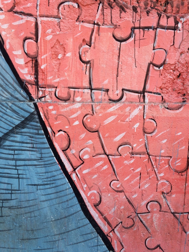 Blu Mural Close Up